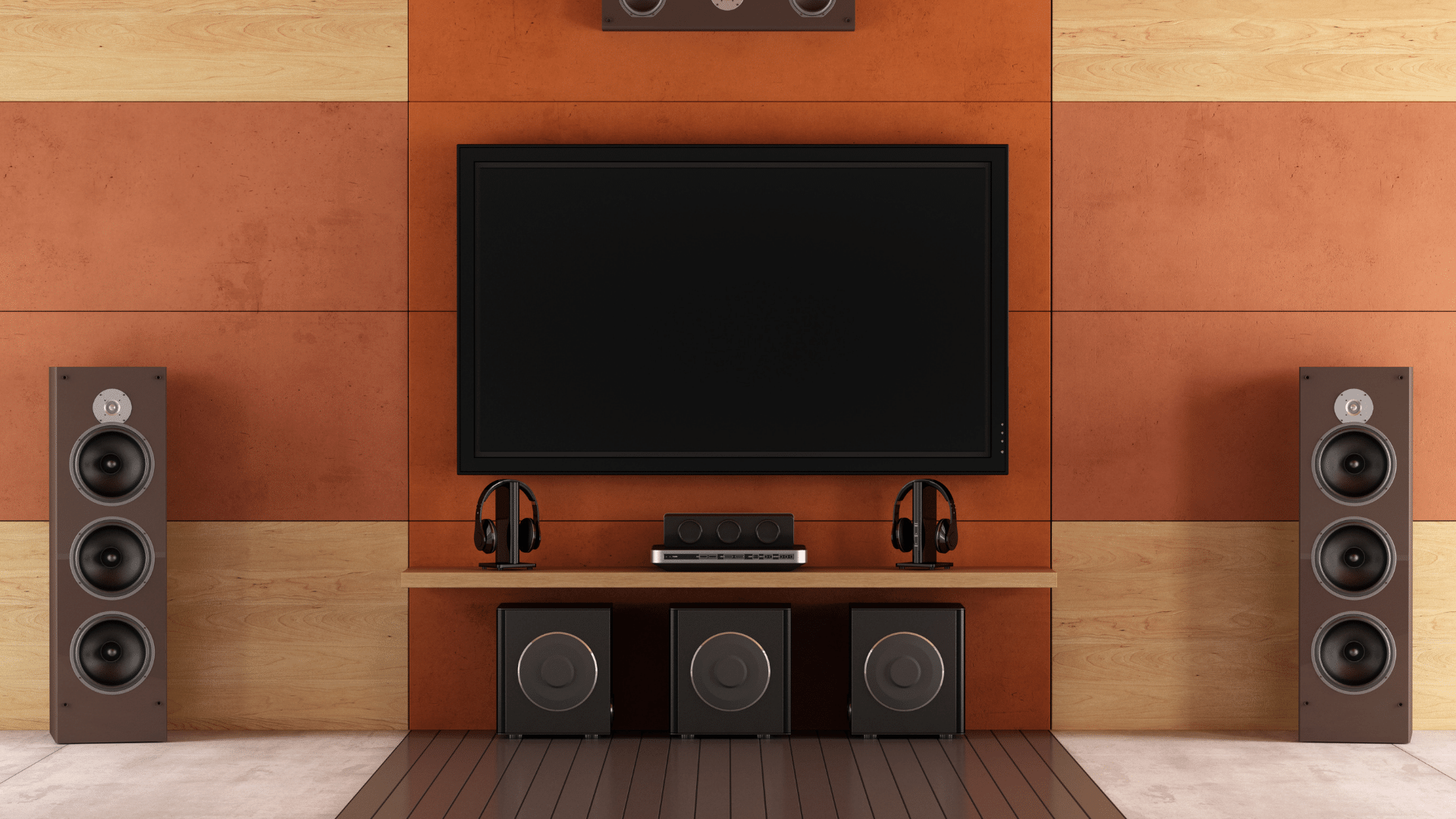 The New Over 80″ TV's for the Home Theater